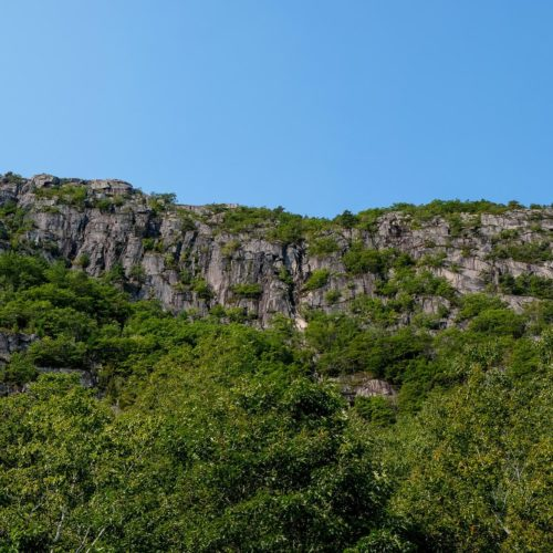 Hiking The Precipice Trail In Acadia National Park