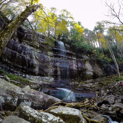 The Rainbow Falls Trail: My First Hike in the Smoky Mountains