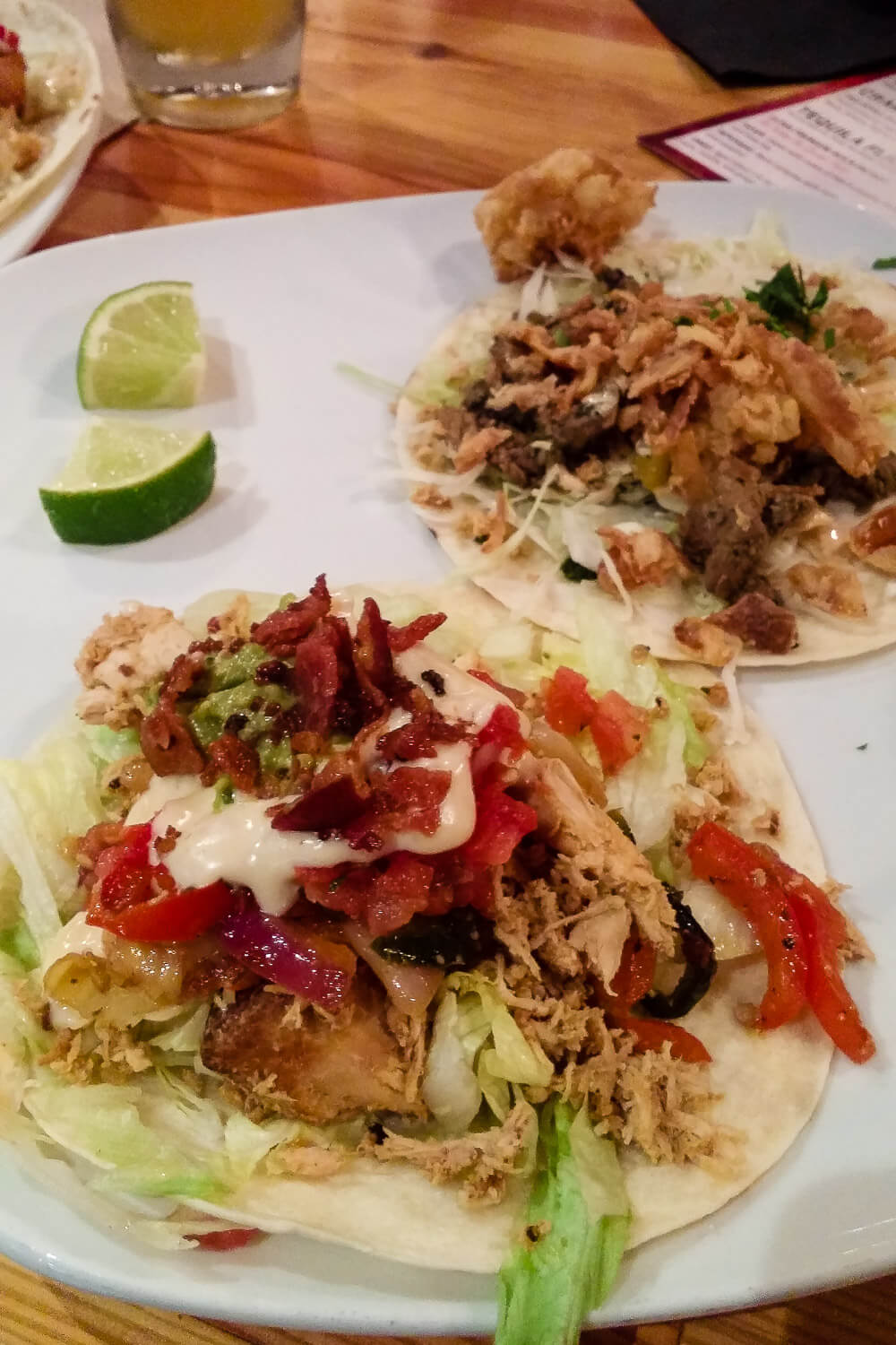 Where to find tacos in greenville sc