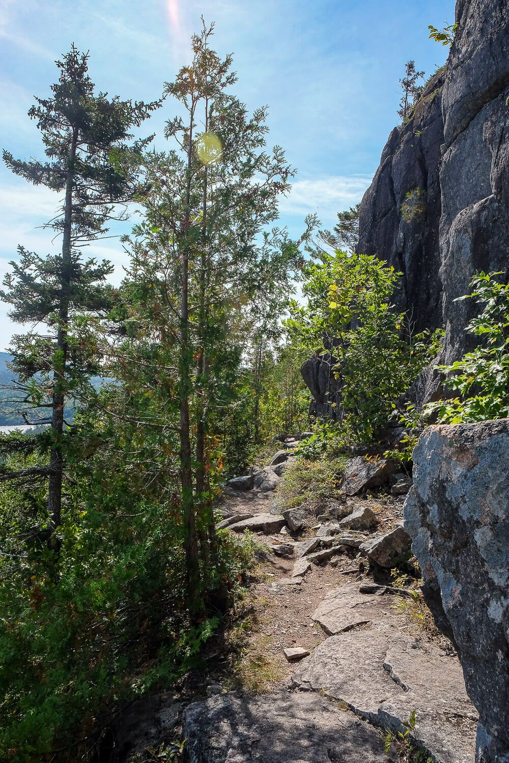 Trail Guide: Jordan Cliffs Trail