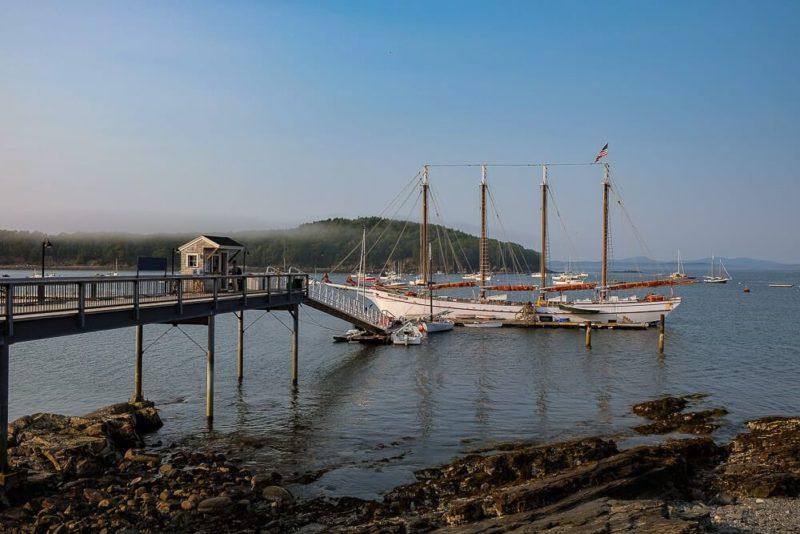 Bar Harbor In September