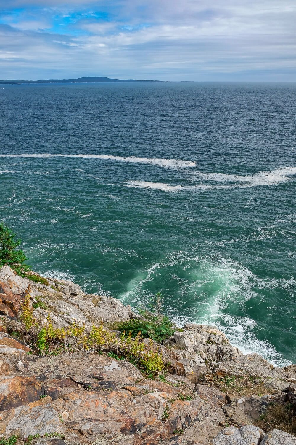 Great Head Trail Guide in Acadia National Park