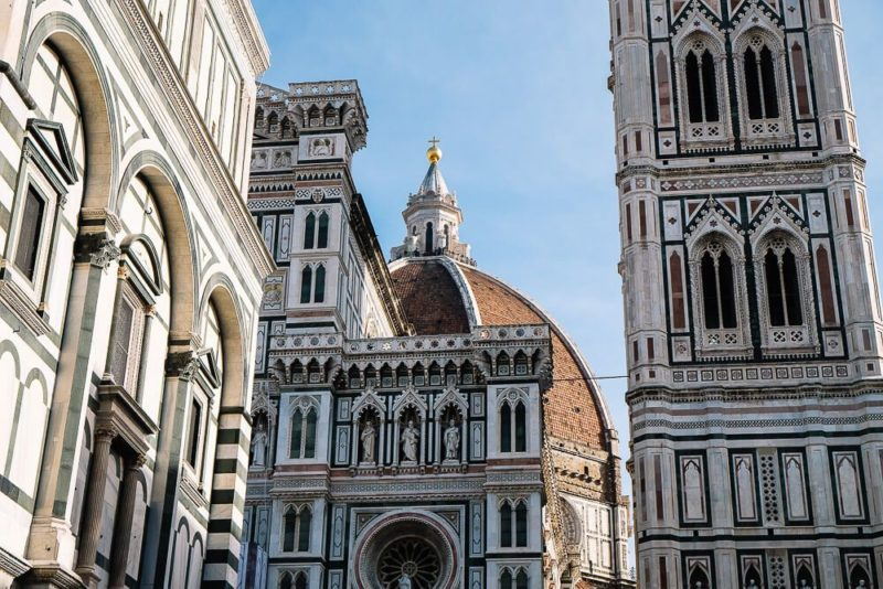 Duomo in Forence, Italy - How much does a trip to italy cost?