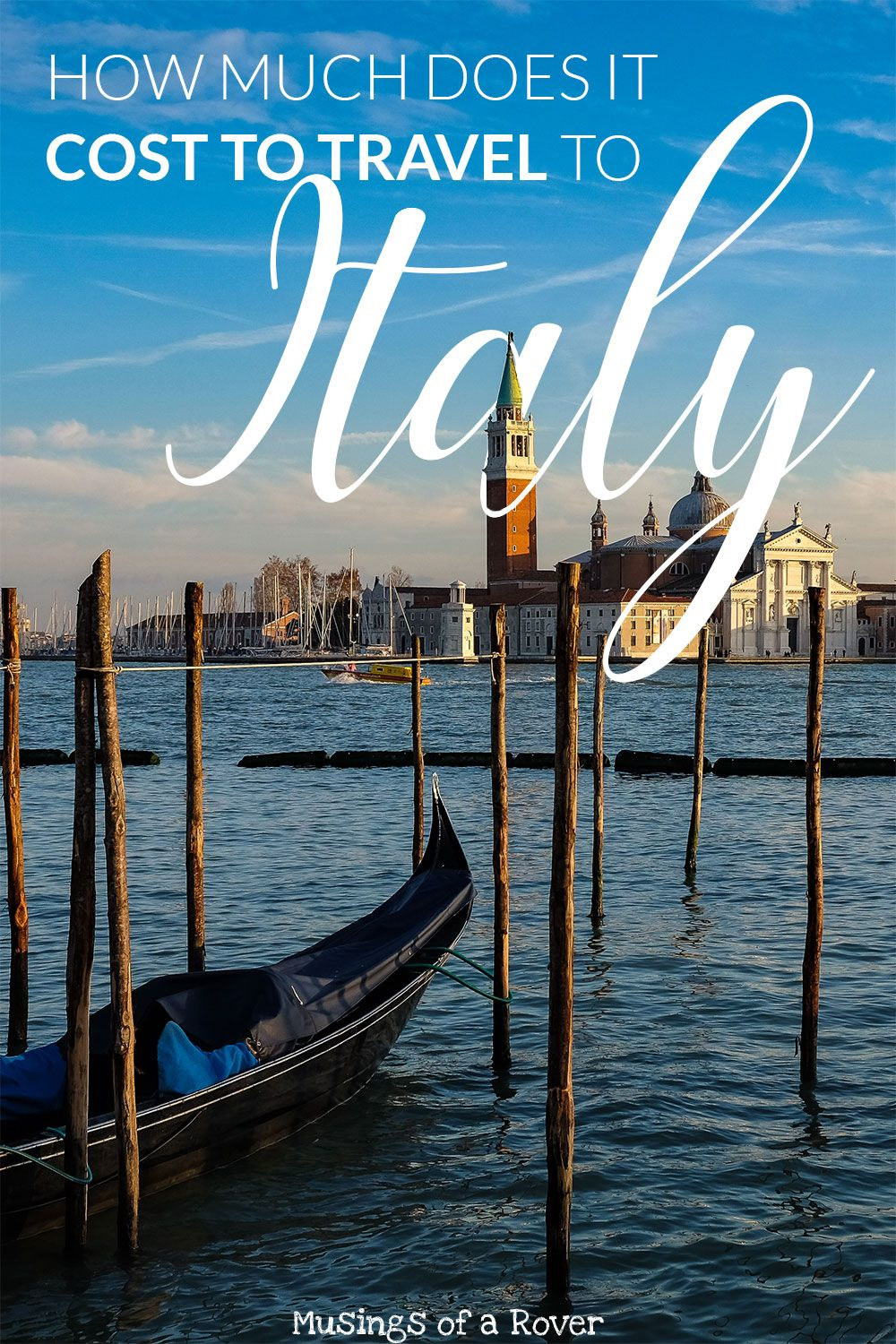 Want to go to Italy but nervous about money? Want to know how much a trip to Italy costs? I've calculated all of my expenses from my 10 day trip to Venice, Florence, & Pisa so you can create an actual budget. Plus tips on how to save money! italy travel tips, italy travel advice, florence travel tips, florence travel advice, venice travel tips, venice travel advice, italy budget, florence budget, venice budget, italy cost, florence cost, venice cost