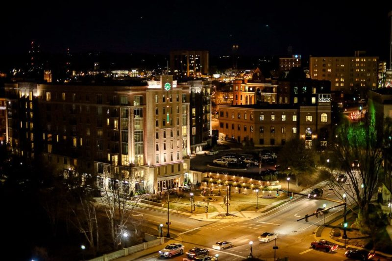 What To Do in Greenville SC: A Local's Guide to Greenville SC - Up On The Roof