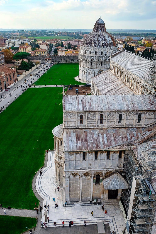 Italy Itinerary: Florence, Venice, Milan, & Pisa