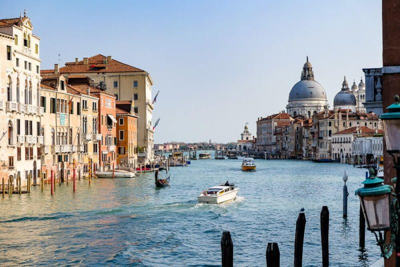 Italy Itinerary: Florence, Venice, & Milan