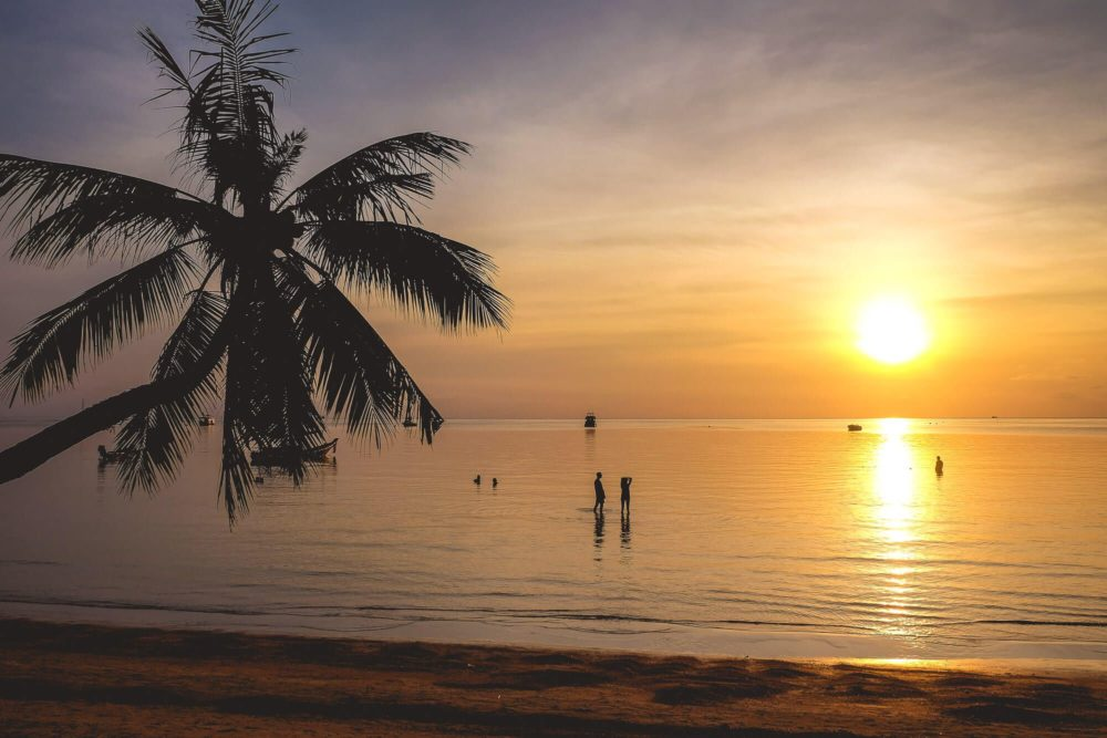Southeast Asia Cost: Koh Tao, Thailand
