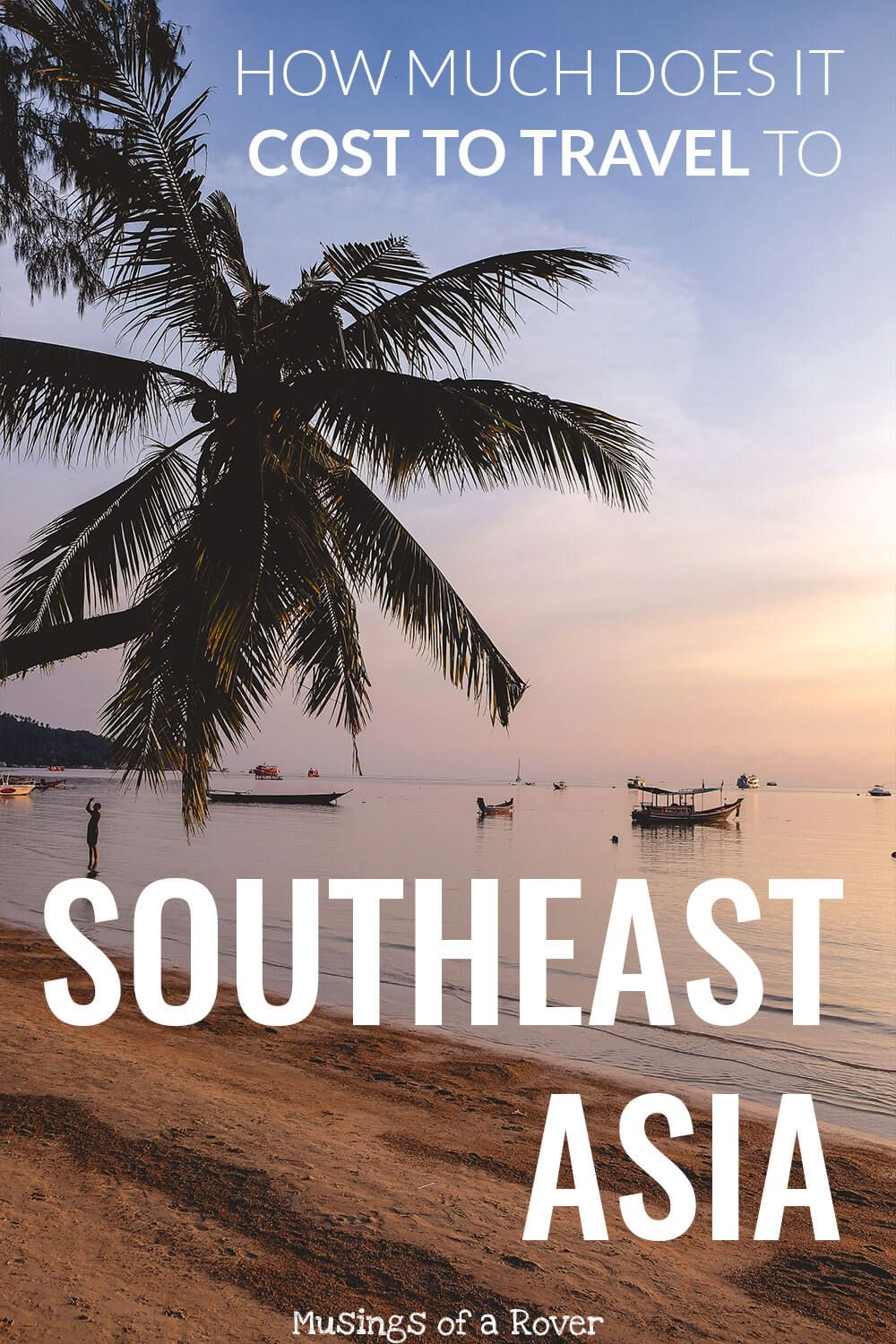Want to know how much money you need for your trip to Southeast Asia? I recorded every expense from my travels to Thailand, Malaysia, Bali, and Hong Kong. Now you can use this post as a guide for discovering just how much a backpacking trip to Southeast Asia costs!