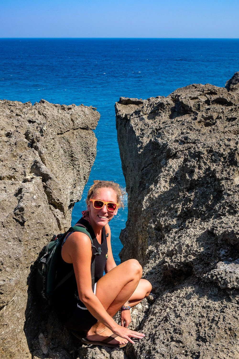 what I learned when backpacking at 30