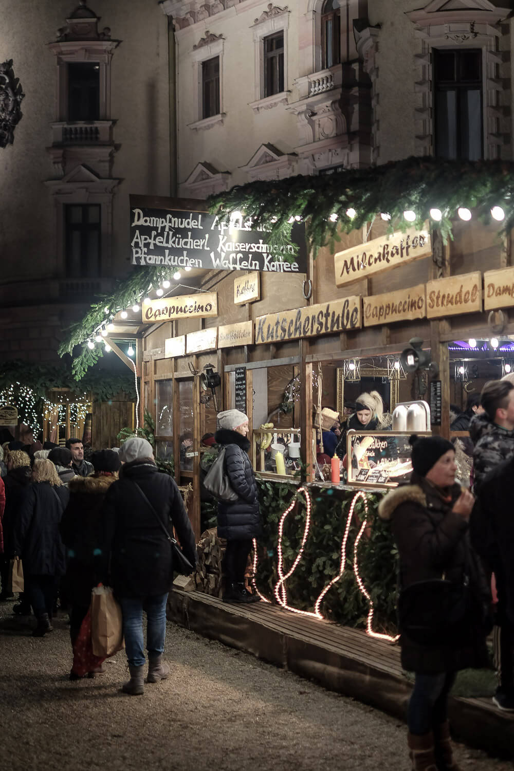 Trip To Germany Costs during December Christmas Markets
