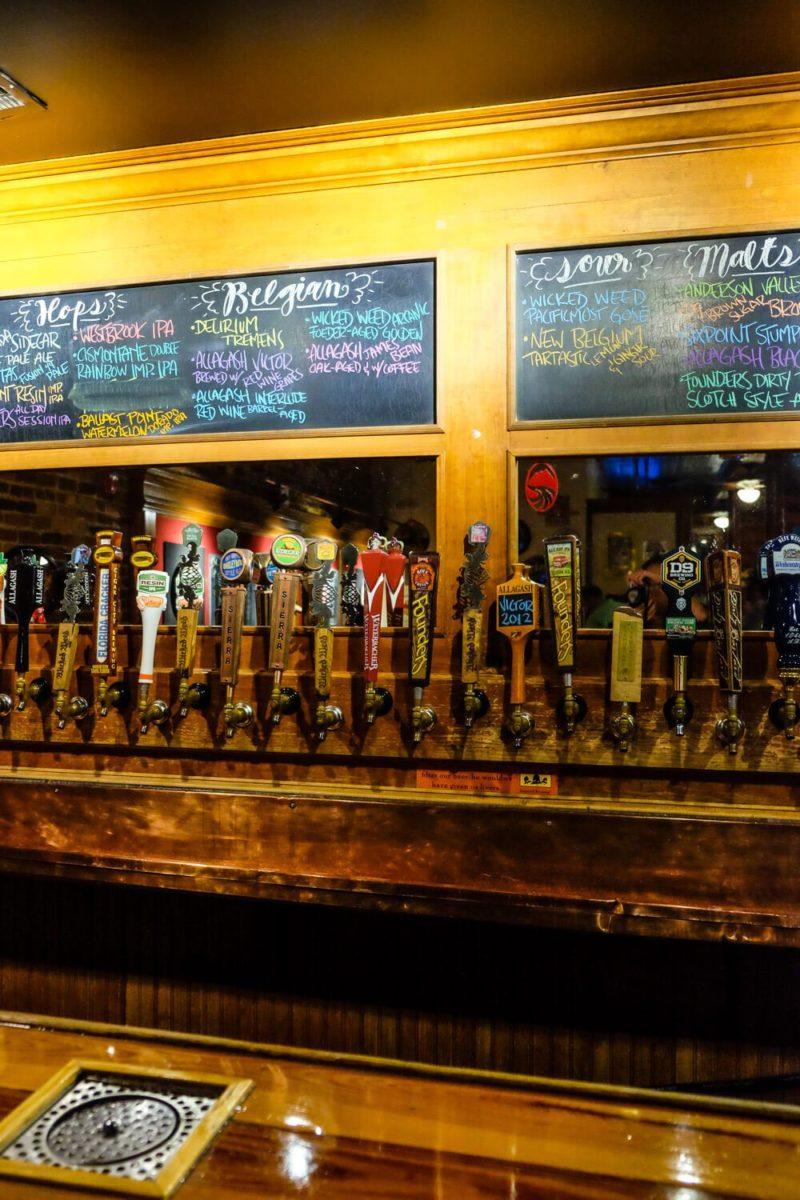 Barley's: Craft Beer in Greenville, SC