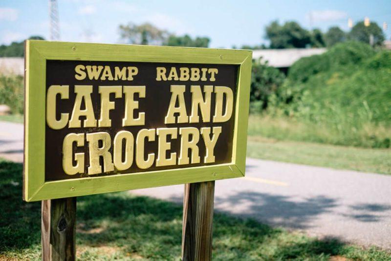 Swamp Rabbit Cafe