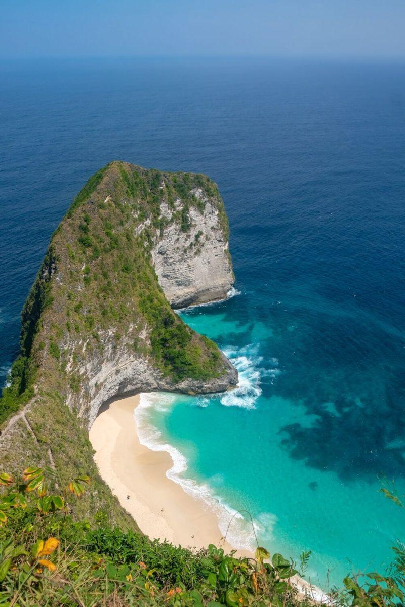 Kelingking Beach: Nusa Penida
