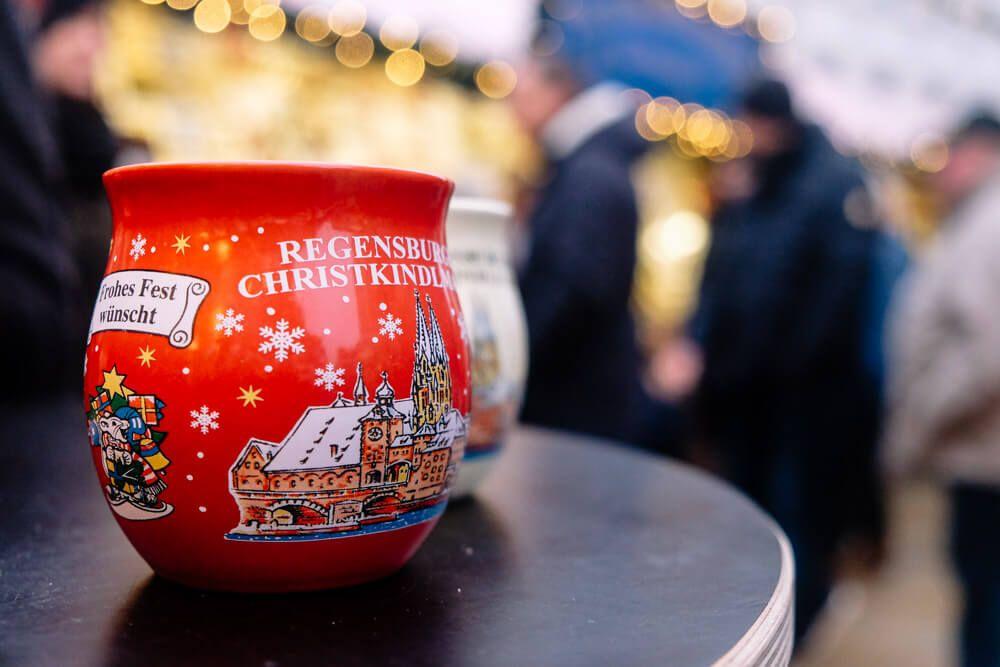 Regensburg, Germany Christmas Markets