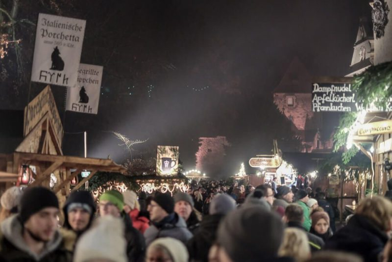 Regensburg, Germany Christmas Markets: Romantic Market