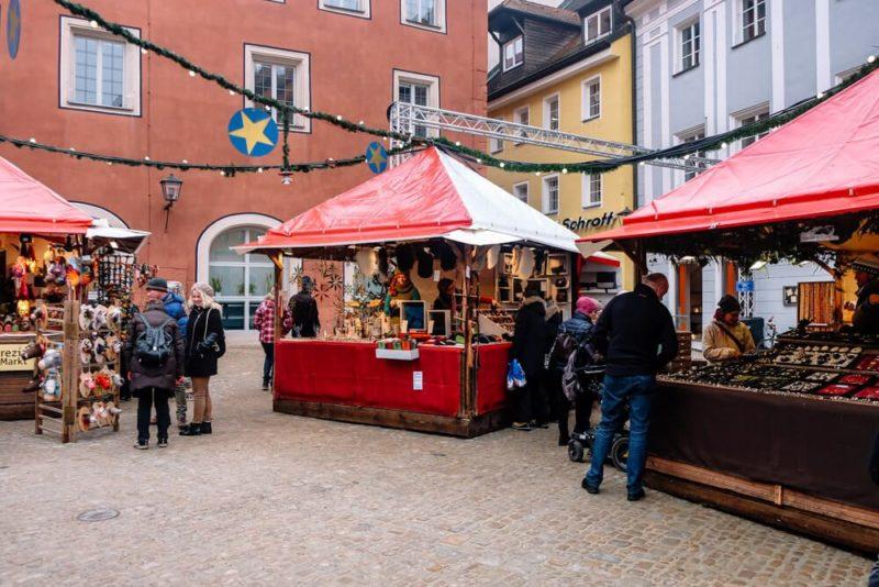 Regensburg, Germany Christmas Markets: Lucrezia Market