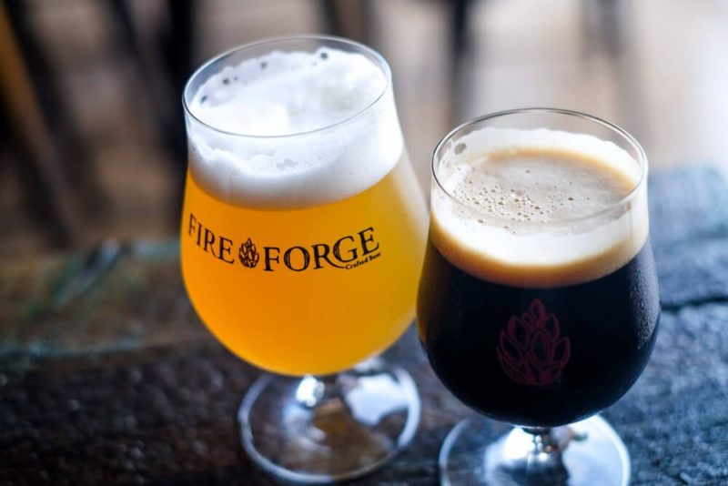 Greenville Weekend Guide: Fireforge Brewery