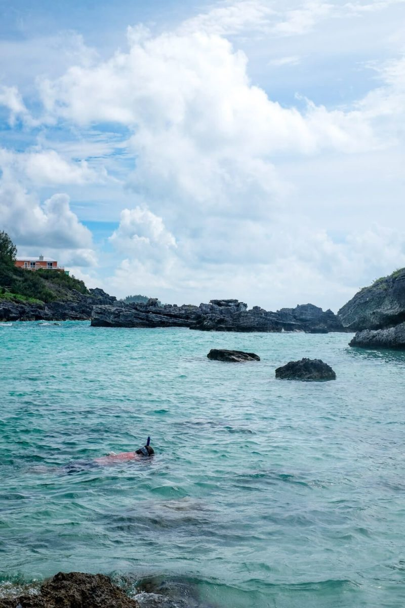 Tobacco Bay Beach, Bermuda