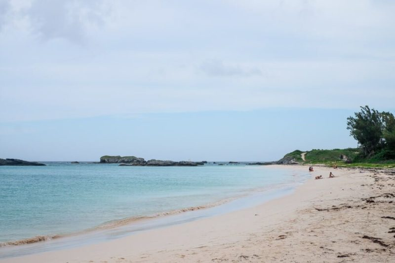 Long Bay - Coopers Island Reserve, Bermuda