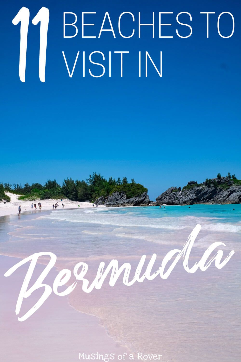 Are you headed to Bermuda? You can't miss the island's beaches. Pink sands, crystal clear water, and coral reefs. Plus it's got a beach for everyone! Want to grab a bite to eat and drink a rum swizzle? Horseshoe Bay and Tobacco Bay have you covered. Want total isolation? Head to Cooper's Island Nature Reserve. Want some great snorkeling? Church Bay. Plus loads in between. Bermuda has a beach for you!