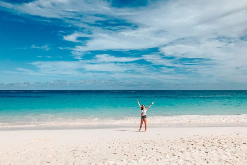 Things to do in Bermuda: Elbow Beach