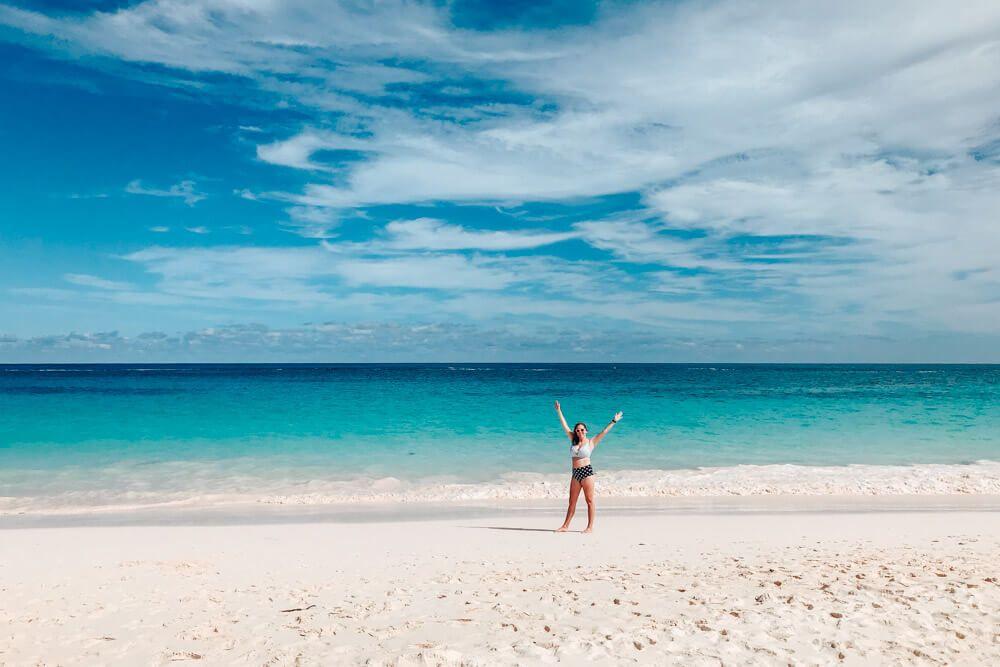 Things to do in Bermuda: Elbow Beach