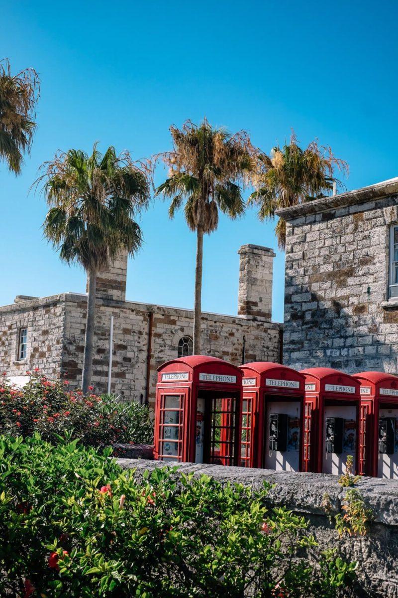 Dockyard: Bermuda Itinerary