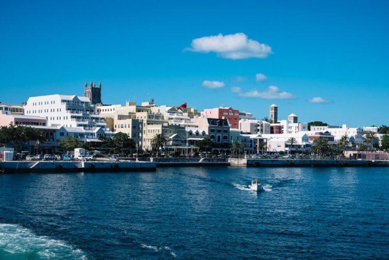 Hamilton: Bermuda Itinerary