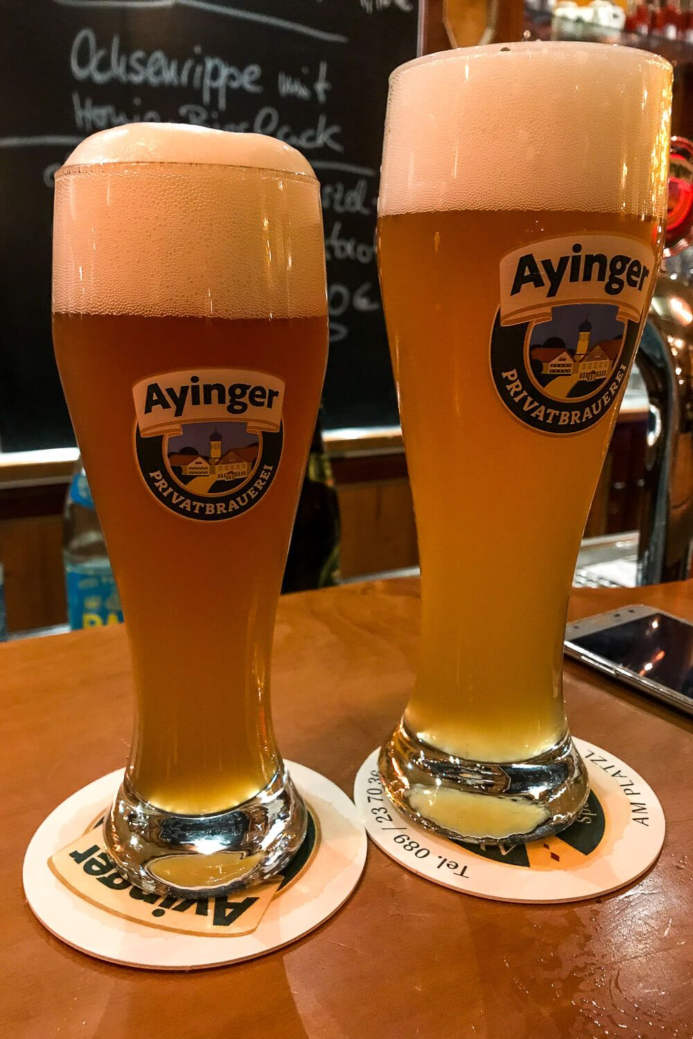 Drink Beer in a Munich Beer Hall: things to do in Munich in december