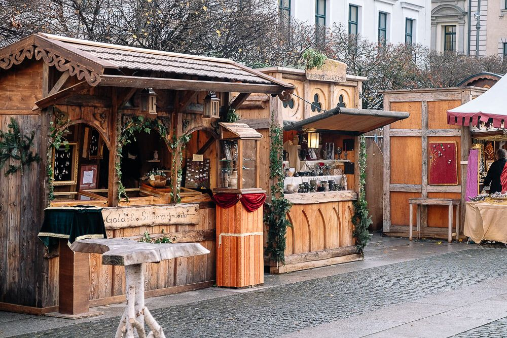 Medieval Christmas Market: things to do in munich in december