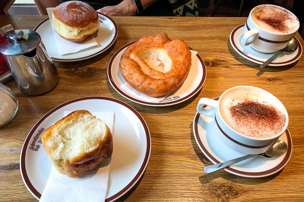 Eat German Pastries: 5 things to do in munich in december