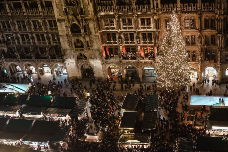 St Peter's Church View: 5 things to do in munich in december