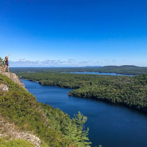 Discover the Iron Rung Hikes in Acadia National Park
