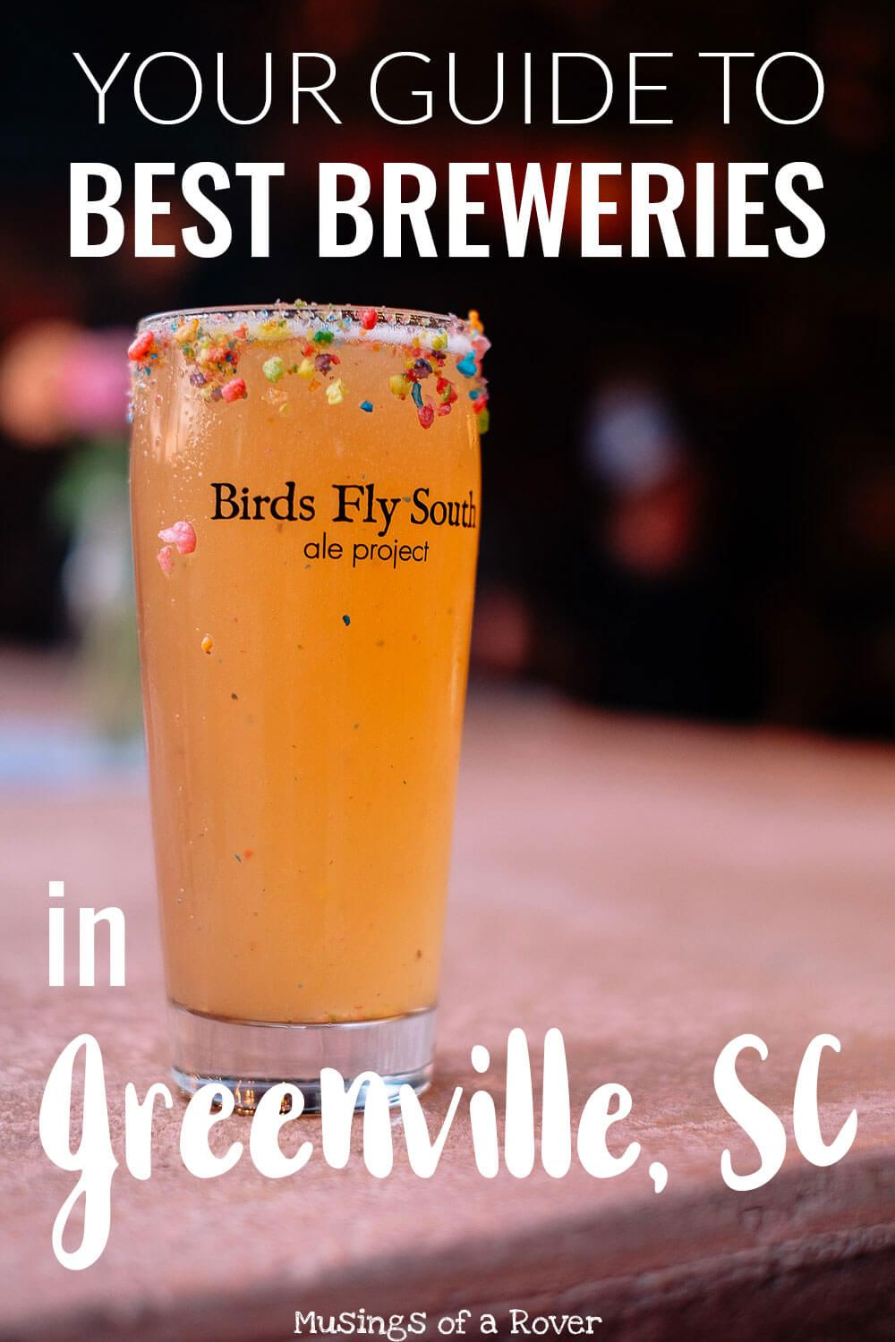 Looking for the best breweries in Greenville, SC? Then this guide has you covered! It includes all of the local favorites including Birds Fly South, Fireforge Crafted Beer, and Liability Brewing. Brewery hopping is one of the best things to do in Greenville, SC and you'll now be able to plan your trip with ease. Find the brewery and their beer that matches what you like to drink so you won't be disappointed. And if you want to bring your dog along, this guide will let you know if the taproom is dog friendly.