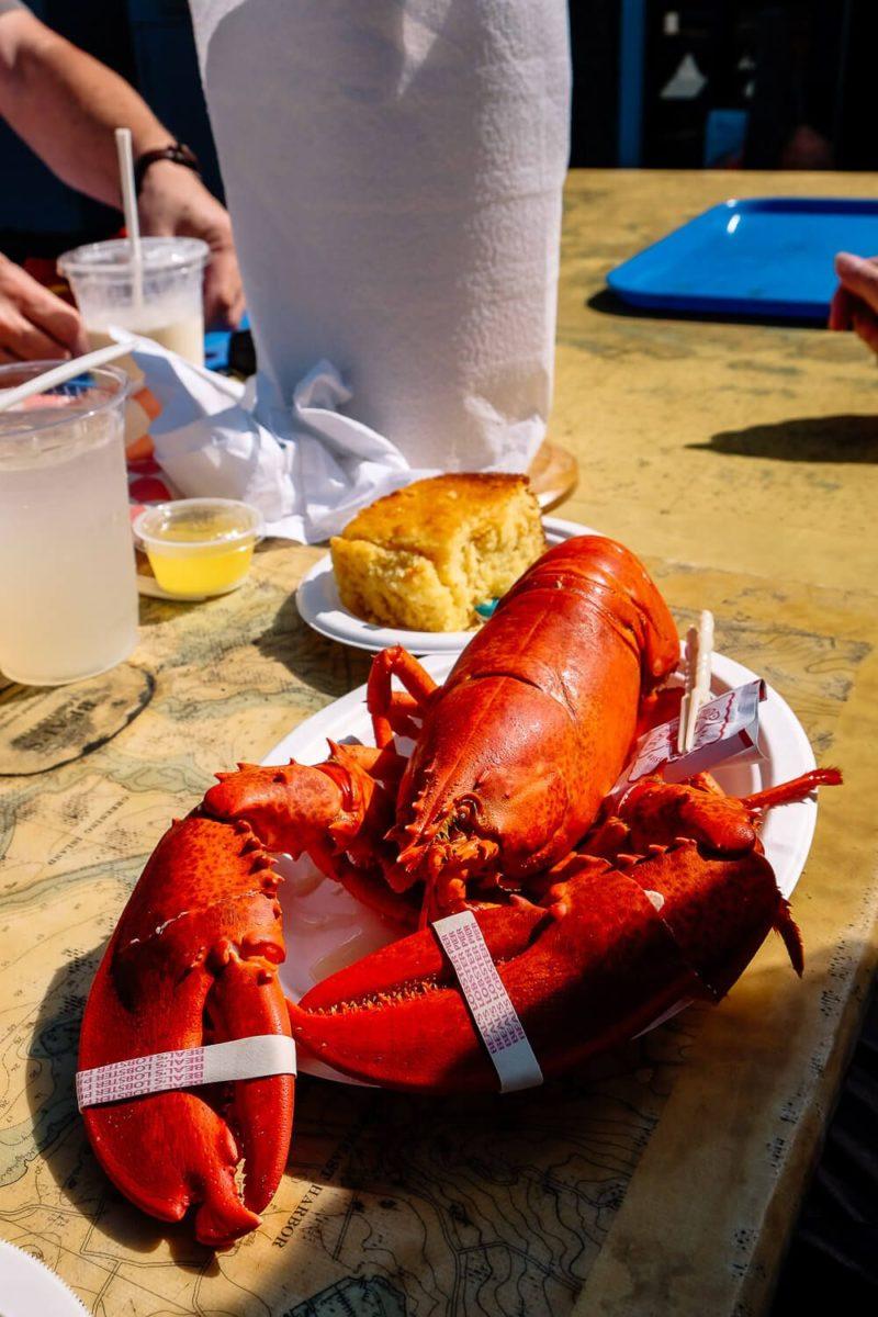 beals lobster pier