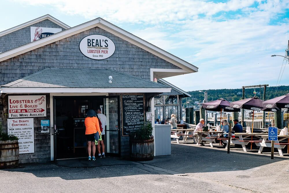 Beal's Lobster Pound