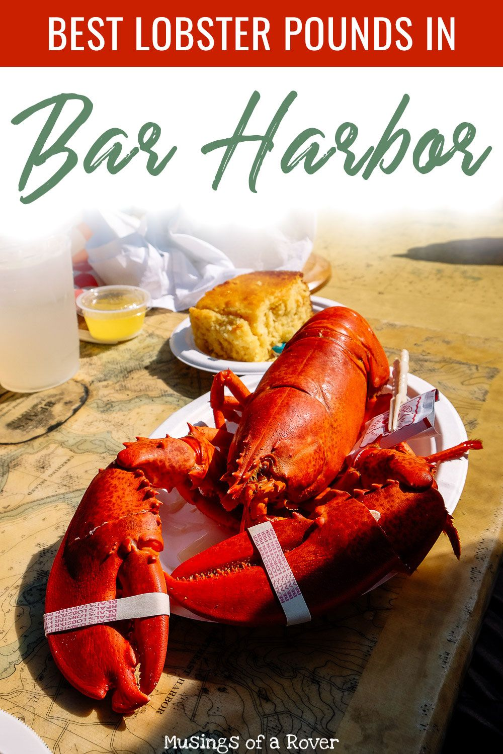 Want to discover the best lobster pounds on Mount Desert Island for your trip to Bar Harbor? Lobster pounds should be local, delicious, and rustic. Plus they should serve the freshest lobster (either whole or by the roll). Discover 5 lobster pounds for your trip!