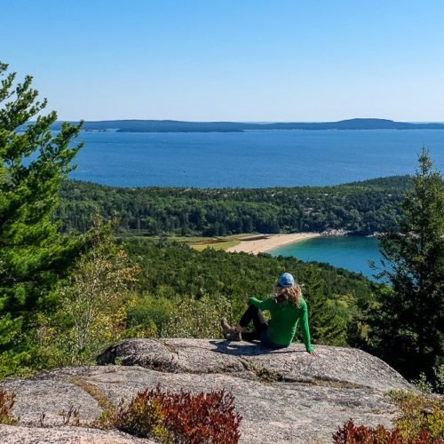 Hike the Gorham Mountain Trail in Acadia National Park