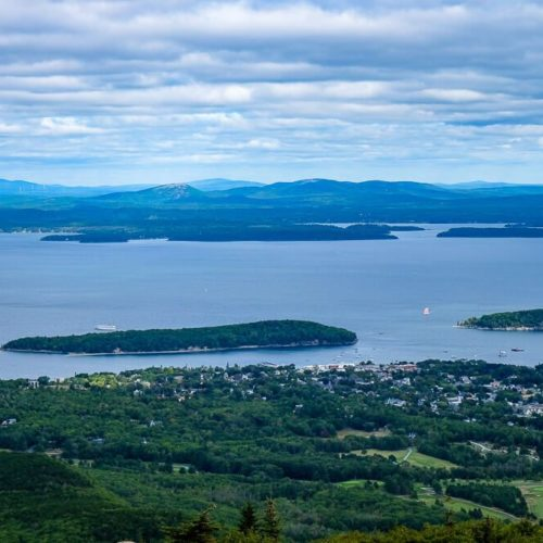 One Day in Acadia National Park