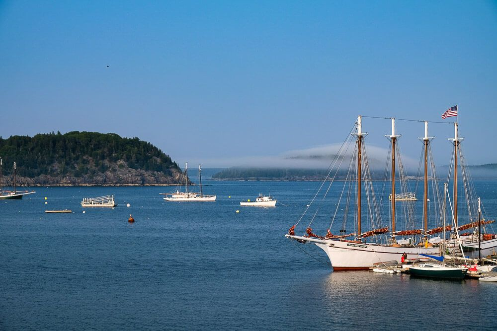 Bar Harbor: One day in acadia national park
