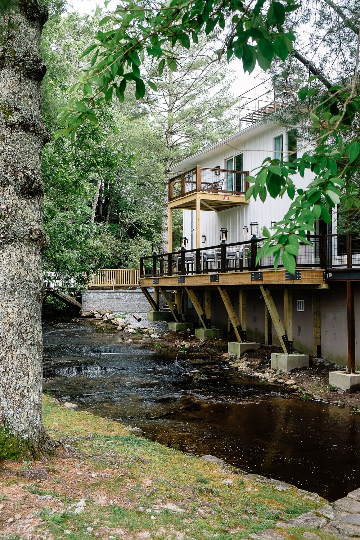The Bridge at Mill Creek, Highlands NC