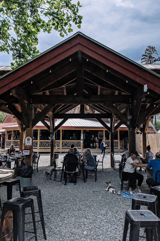 whiteside mountain brewery, cashiers nc