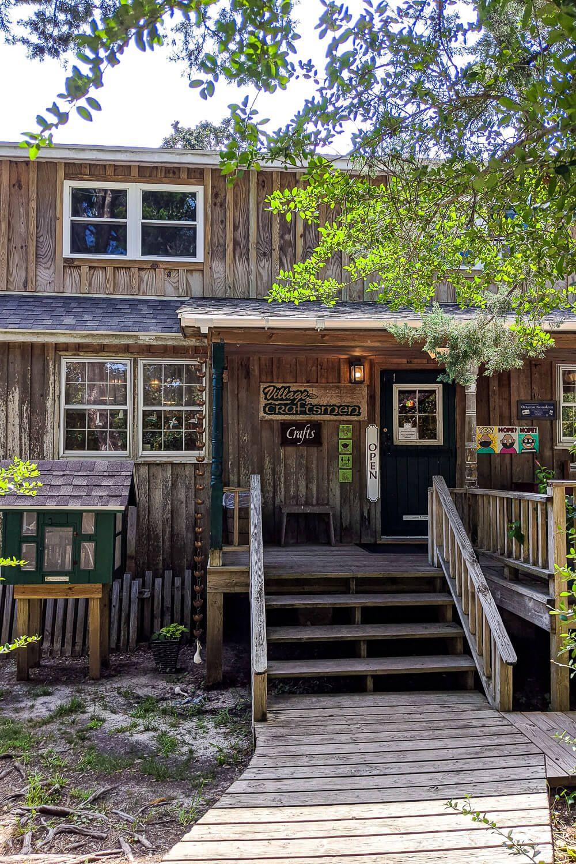 village craftsmen ocracoke