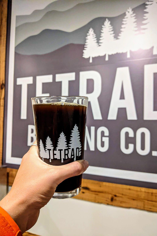tetrad brewery