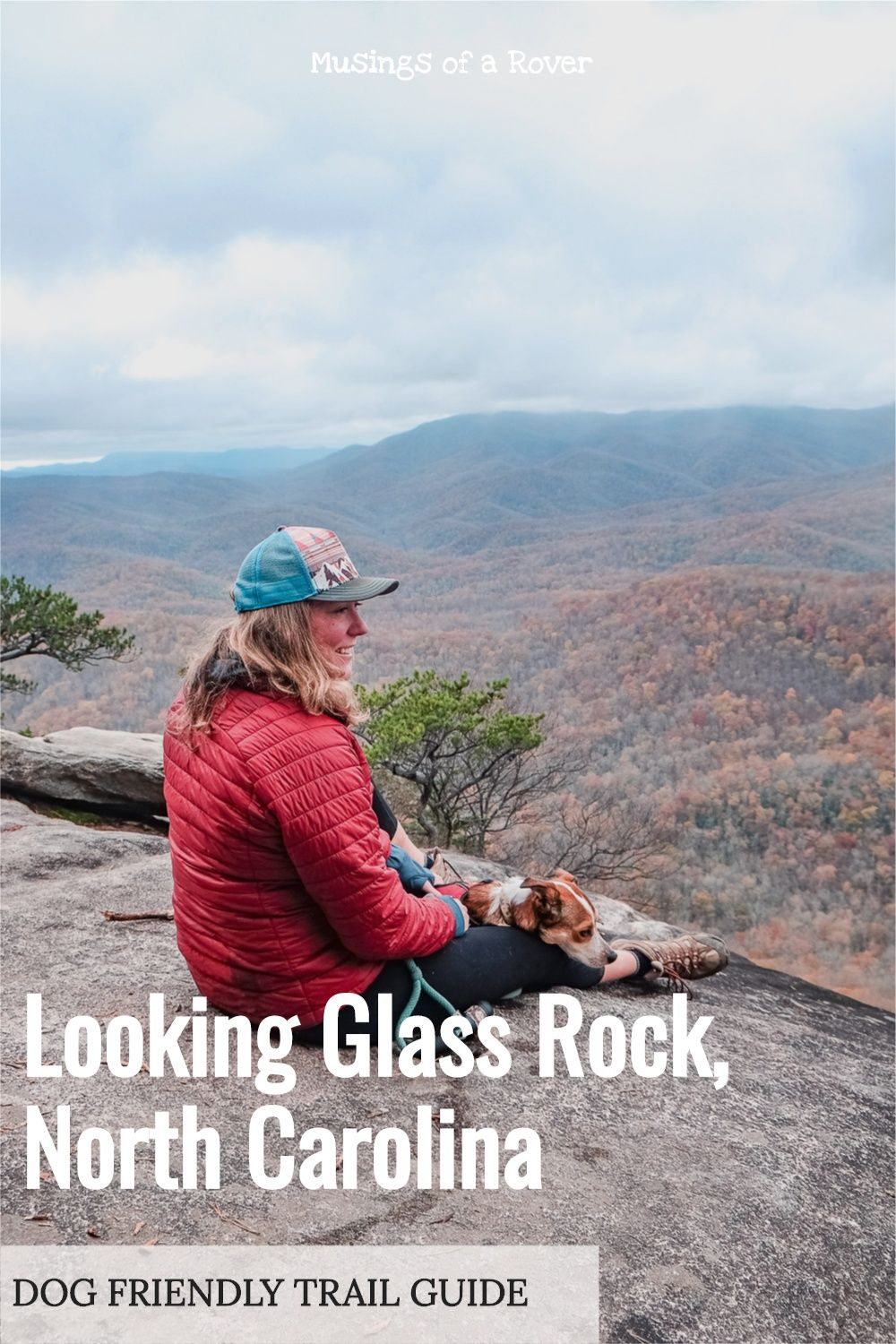 Looking Glass Rock is one of the iconic sites of Pisgah National Forest. Find out how to hike to the top of this beautiful mountain for some of the most amazing views in the national forest. If you're visiting Brevard or Asheville, don't miss this amazing trail.