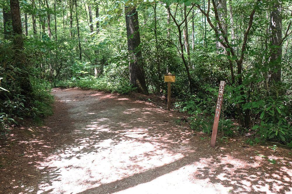 glenn falls trail