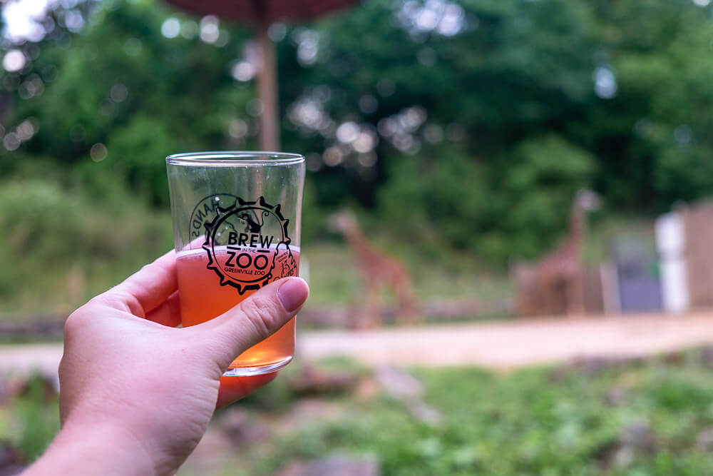 Craft Beer Tasting at Brew in the Zoo [Review]