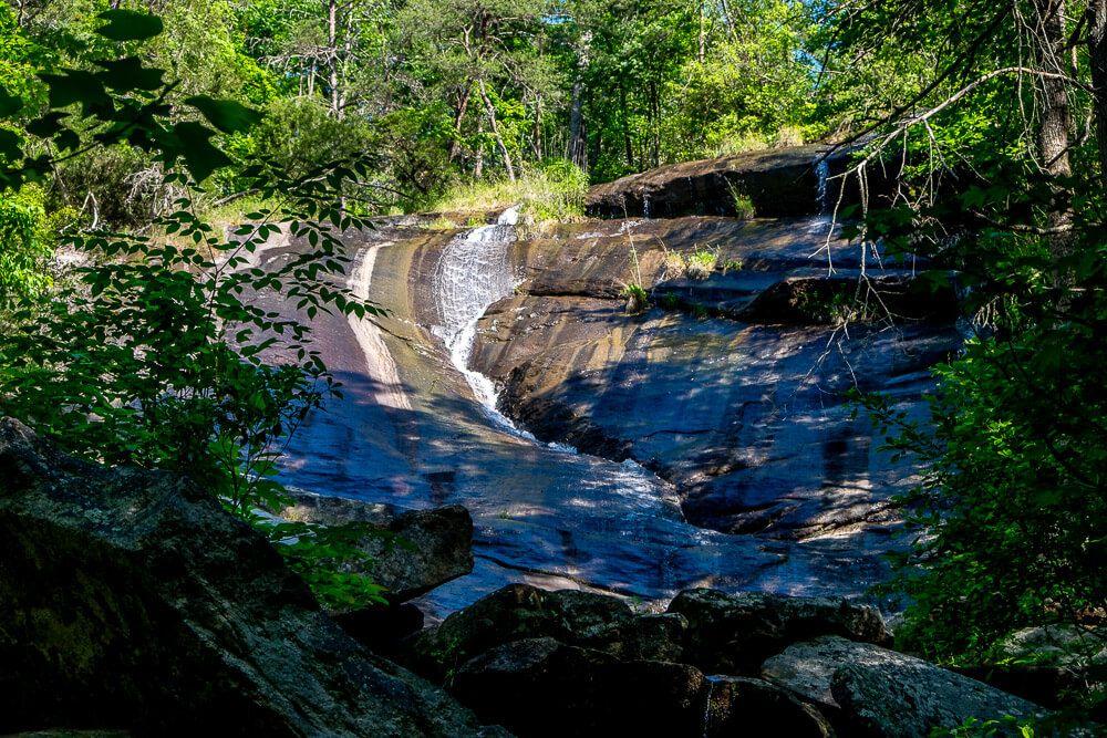 upper falls wildcat branch