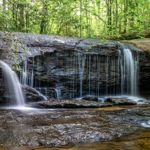 See the Waterfalls at Wildcat Wayside [Trail Guide]